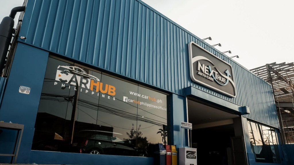 NextHub Is A World-Class Facility For Out-Of-Warranty Vehicles