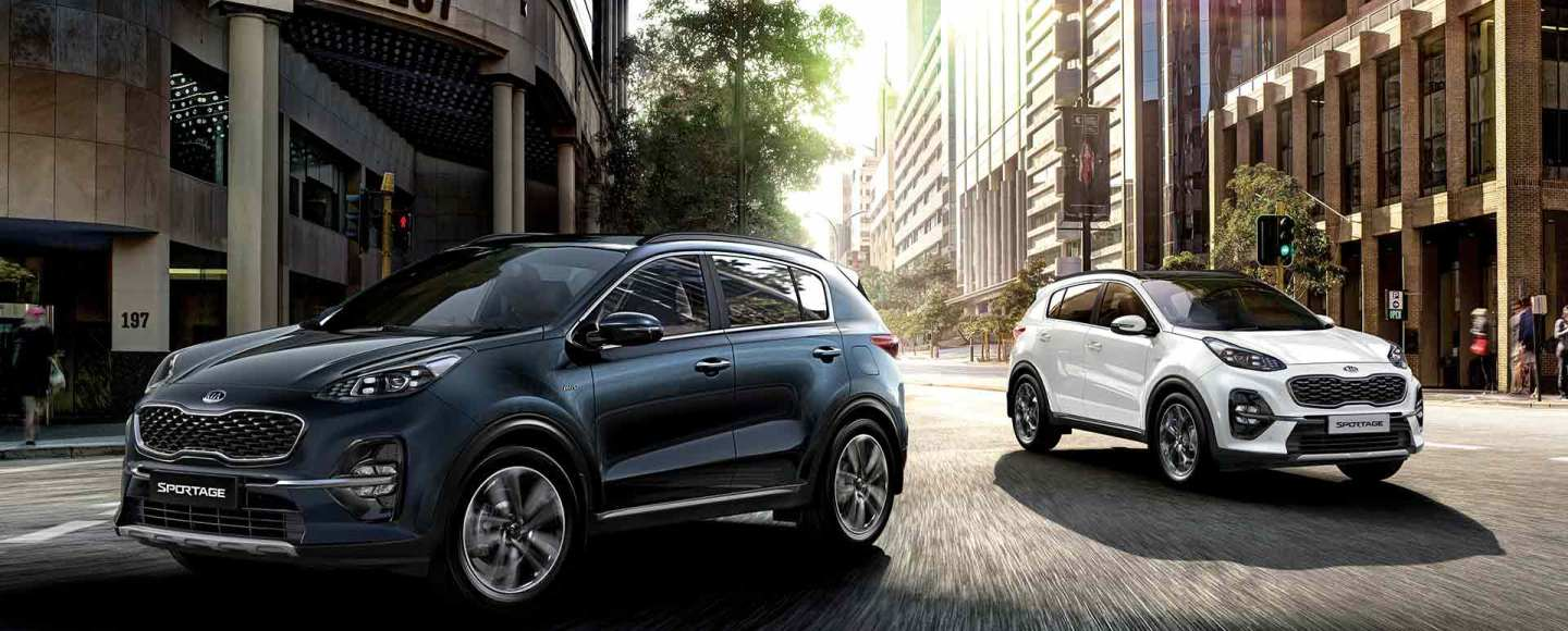 Yes, You Can Bring Home A Kia Sportage For As Low As P1K This February
