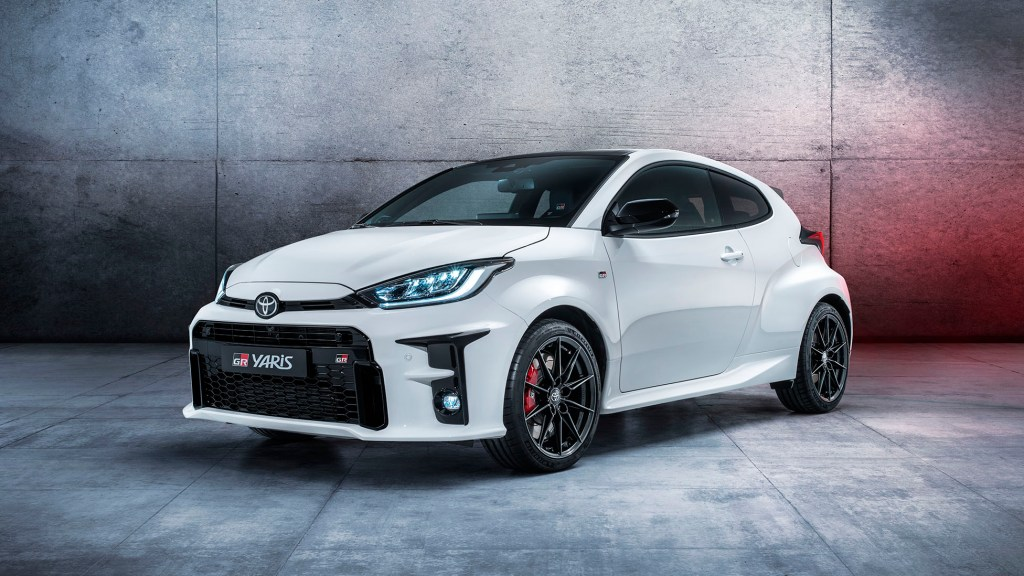 2020 Toyota GR Yaris Unveiled With The World's Most Powerful Three-Cylinder Engine