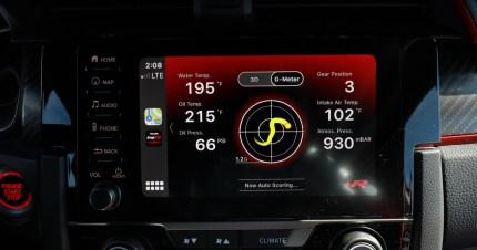 2020 Honda Civic Type R LogR App