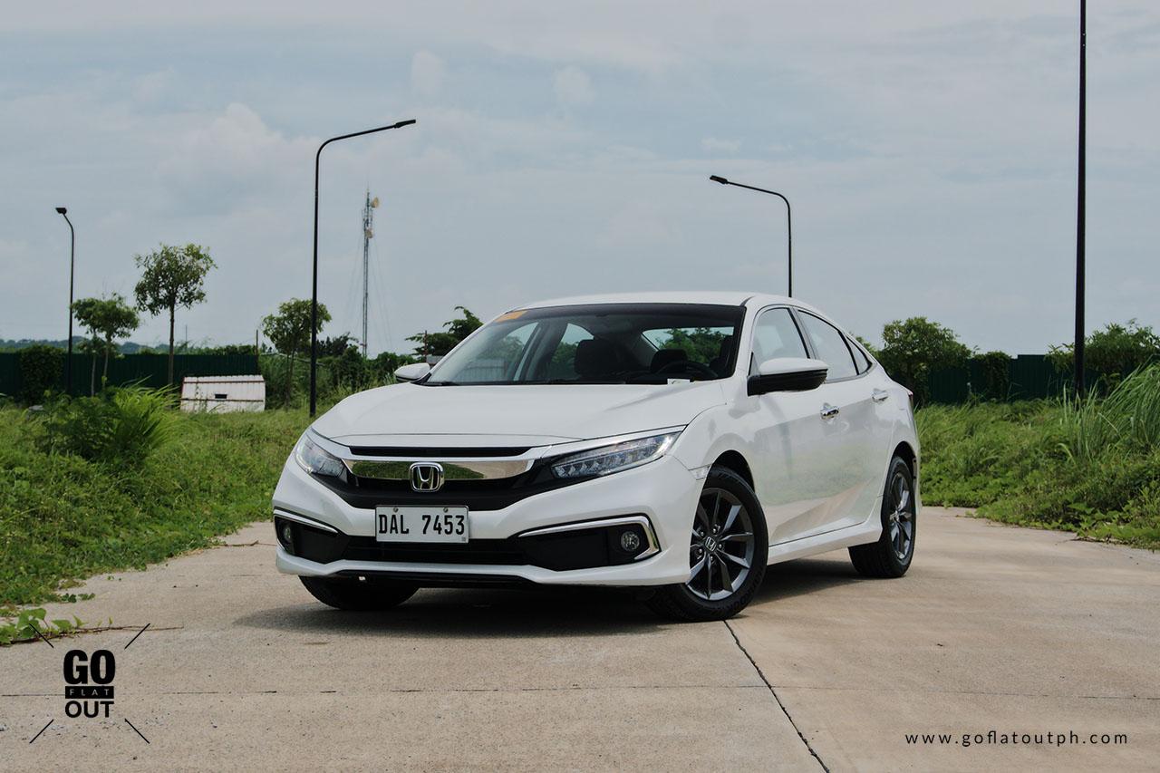2020 Honda Civic 1 8 E Cvt Review Go Flat Out Ph