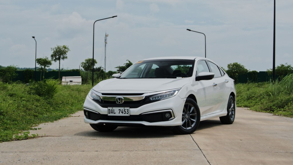 2020 Honda Civic 1.8 E Review