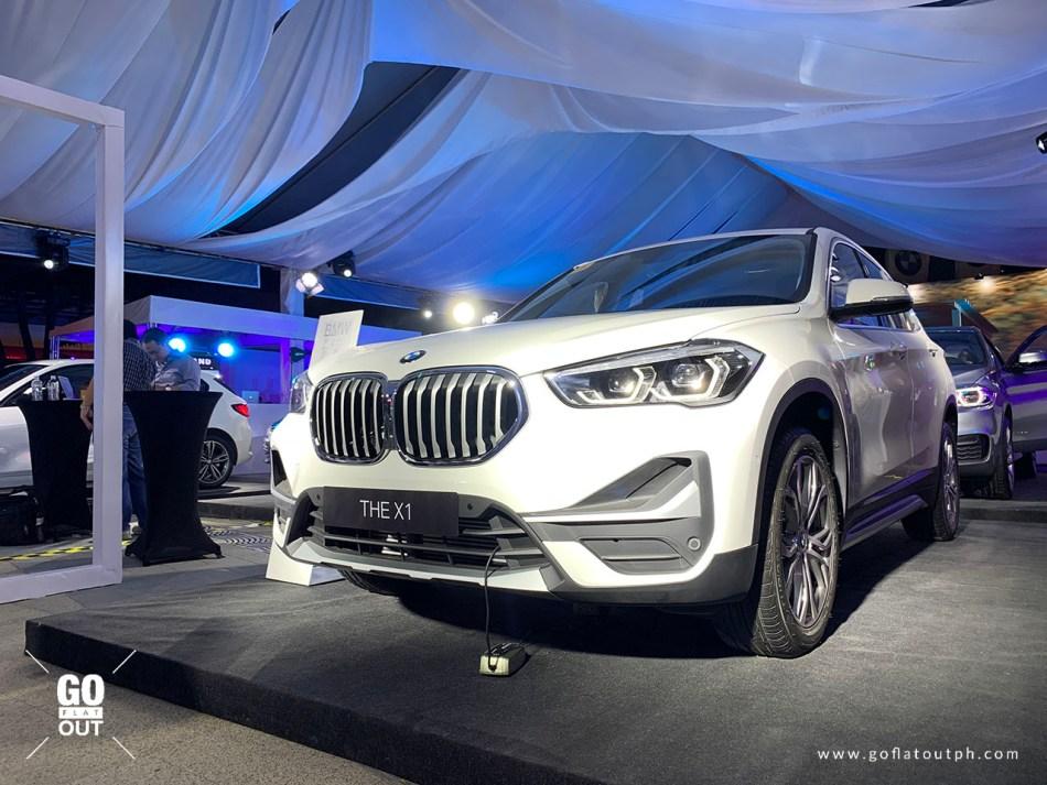 2020 BMW X1 sDrive18d xLine Exterior