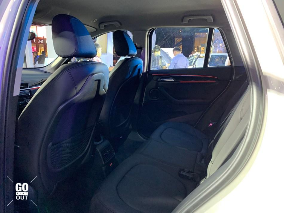 2020 BMW X1 sDrive18d xLine Interior