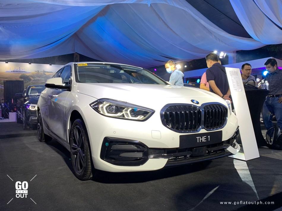 2020 BMW 118i Exterior