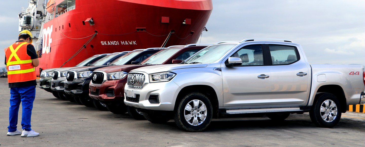 Maxus T60 Pick-Up Will Officially Make Its PH Debut On March