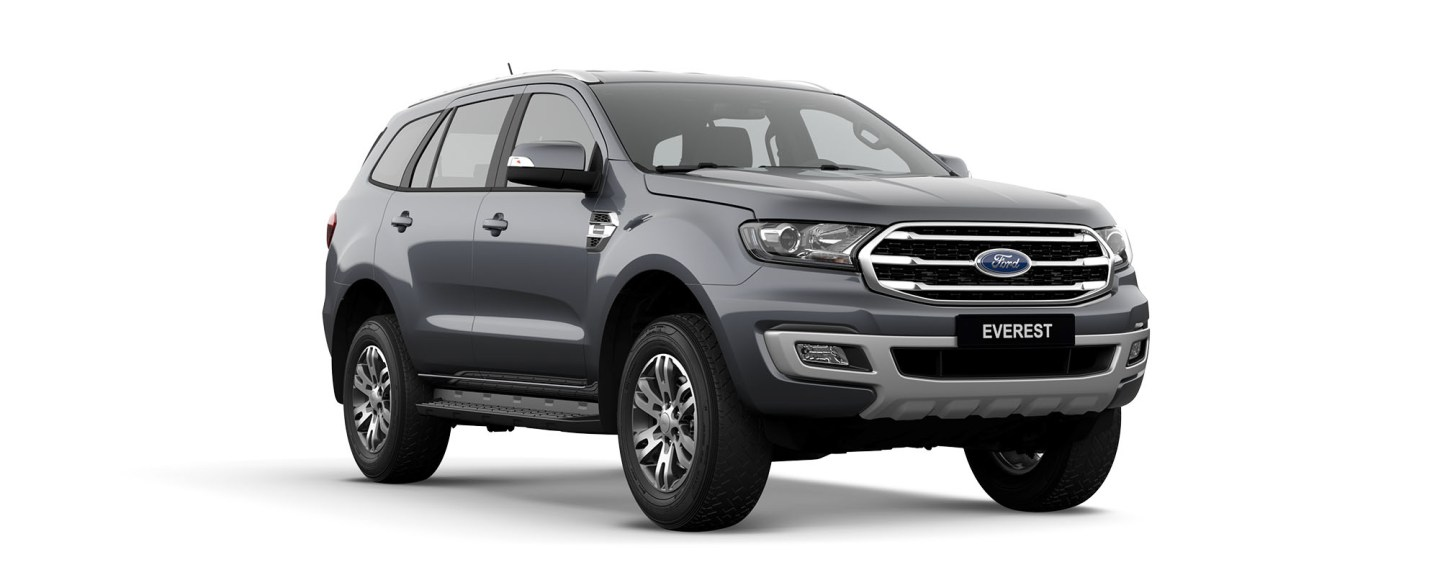 2020 Ford Everest Trend 2WD Goes On Sale In PH For P1.738M