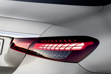 2021 Mercedes-Benz E450e Exterior