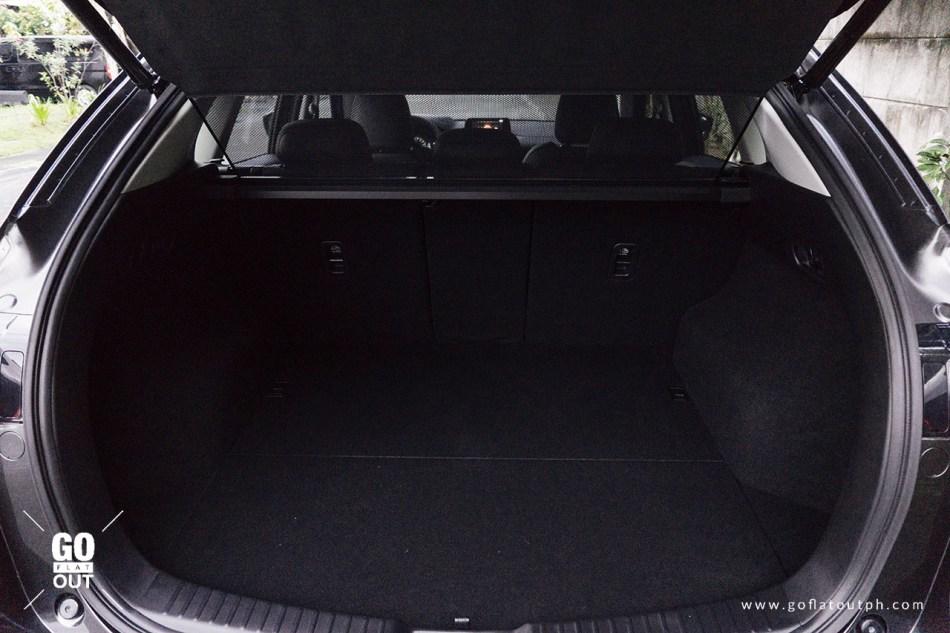 2020 Mazda CX-5 2.0 2WD Sport Trunk Space