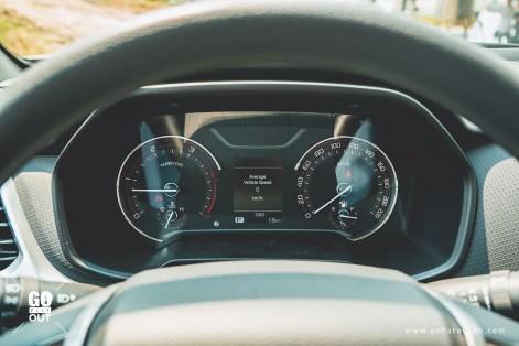 2020 Maxus T60 4x4 Elite Interior