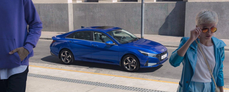 All-New 2021 Hyundai Elantra Receives A Sporty Makeover
