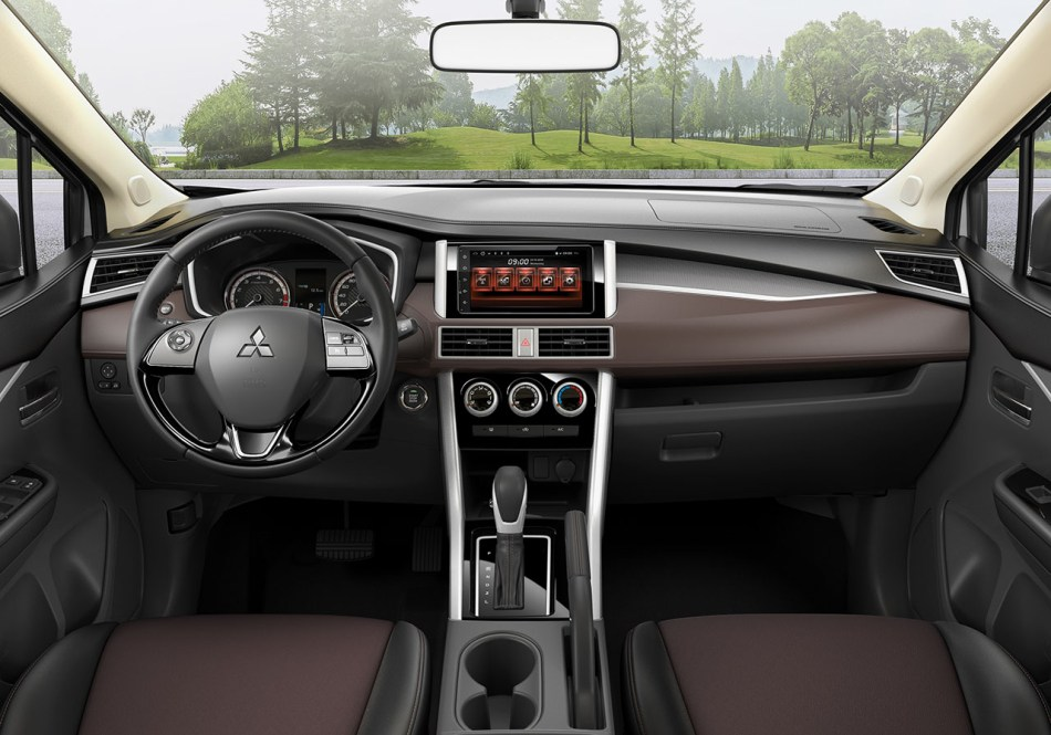2020 Mitsubishi Xpander Cross Interior