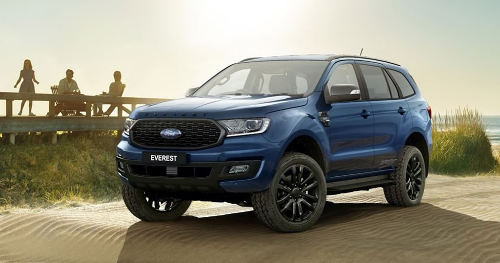 Ford PH Is Launching The New Everest Sport On March 18