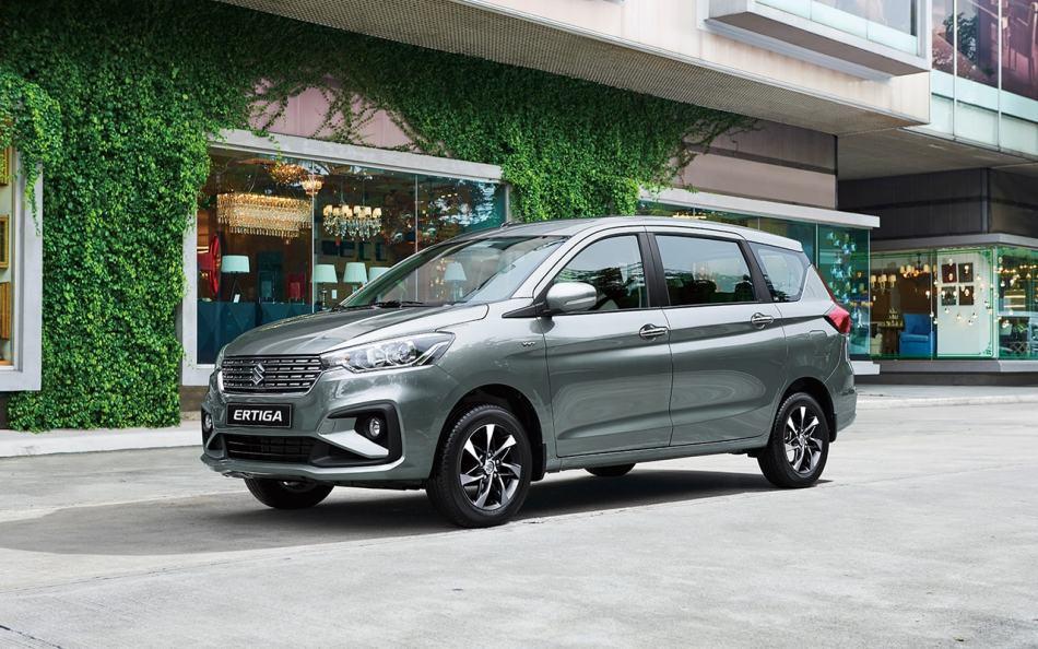2020 Suzuki Ertiga Exterior