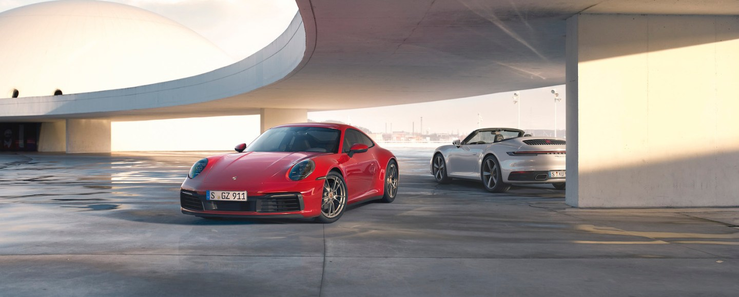 Porsche 911 Sales Grow By 16 Percent Amid COVID-19 Pandemic