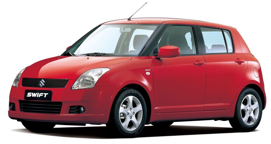2004 Suzuki Swift