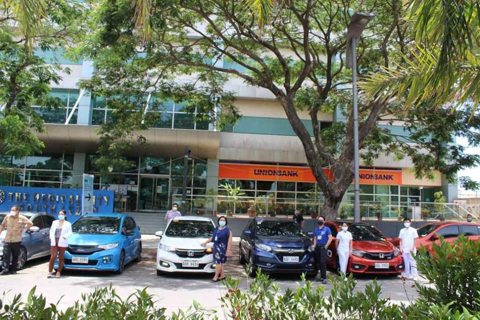 Honda Cars PH Lends Its Vehicles To Medical Frontliners