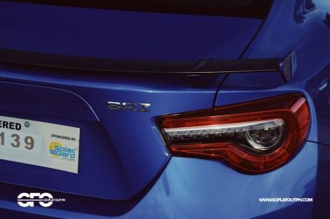 2020 Subaru BRZ 2.0 M/T Exterior