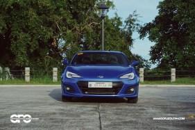 2020 Subaru BRZ 2.0 M/T Front