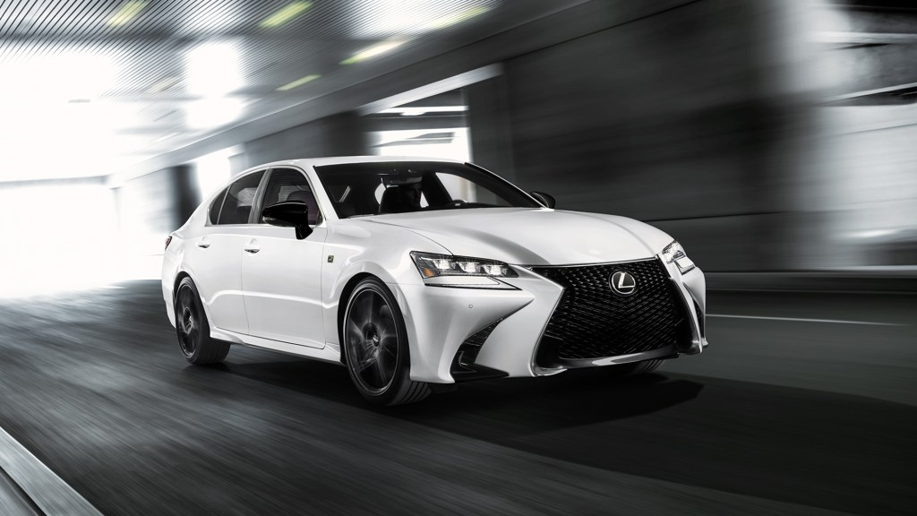 Lexus GS Bids Farewell For 2020 With Special Edition Models