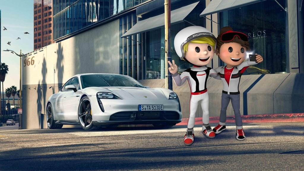 Porsche Creates Games, Other Activities To Keep You Sane