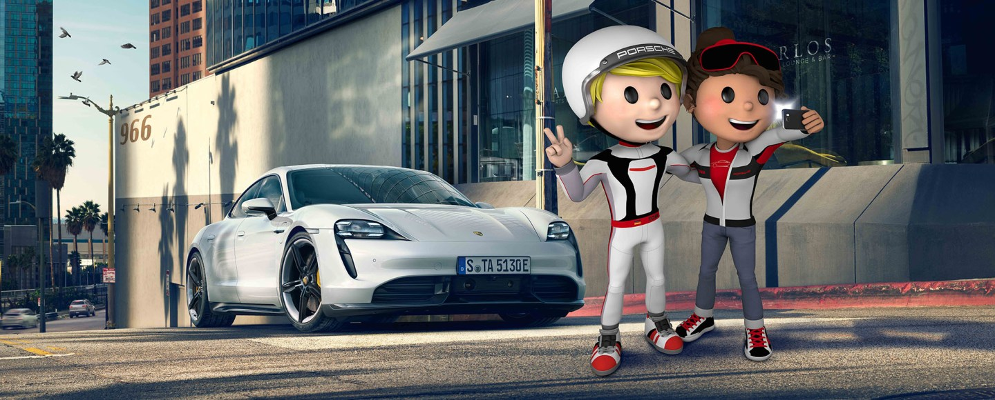 Porsche Creates Games, Other Activities To Keep You Sane