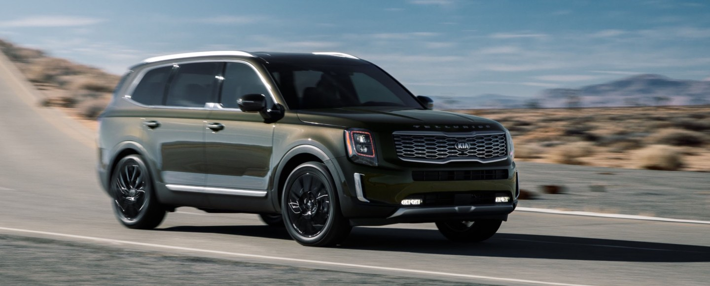 Kia Telluride Three-Row SUV Is The 2020 World Car Of The Year
