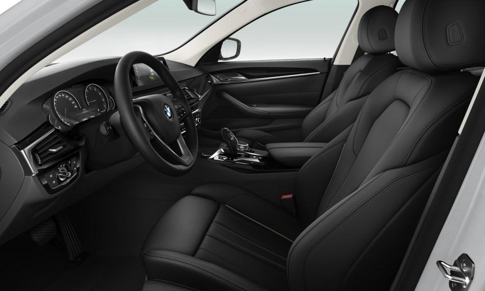 2020 BMW 520i Sport Interior