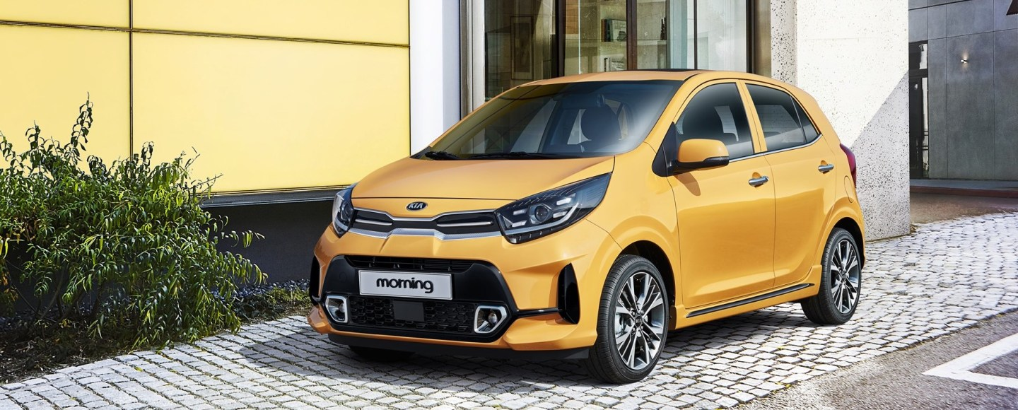 Take A Look At The Refreshed 2021 Kia Picanto