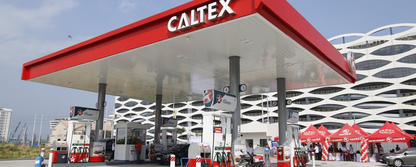 Caltex Opens More Stations As PH Economy Slowly Reopens