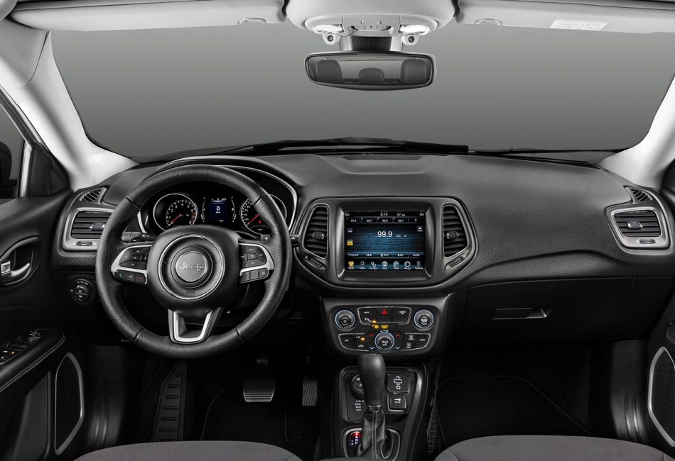 2020 Jeep Compass Philippines Interior