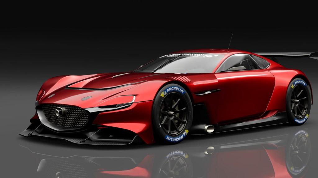 Mazda's 100th Anniversary Prizes Are Up For Grabs In Gran Turismo Sport