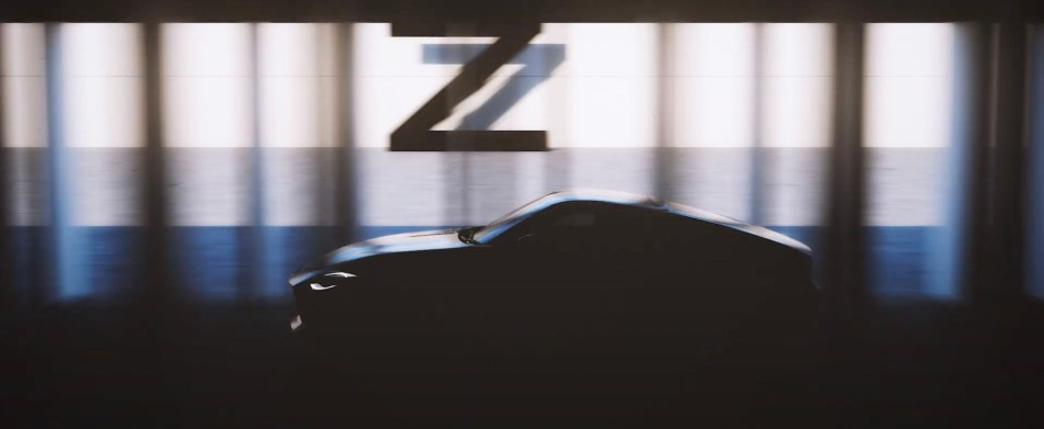 Nissan Teases Its Next-Generation Z Sports Car