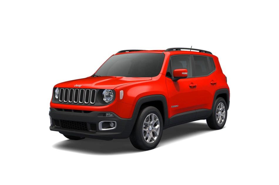 2020 Jeep Renegade Longitude Exterior