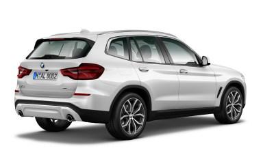 2020 BMW X3 xDrive20d Business Exterior