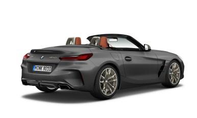 BMW Z4 M40i Frozen Edition Exterior