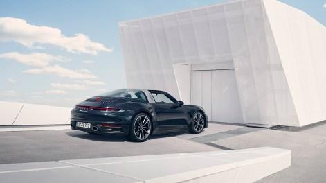 2021 Porsche 911 Targa 4S Exterior