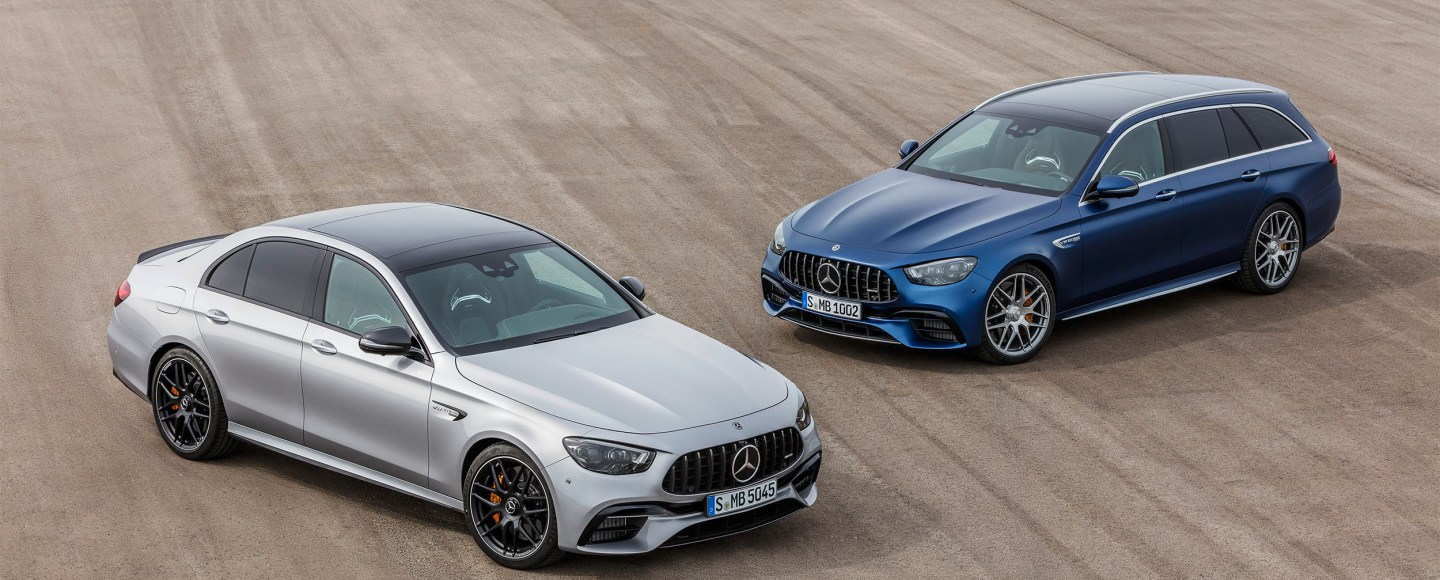 2021 Mercedes-AMG E63 S Gets A Facelift, Still Produces 603 HP
