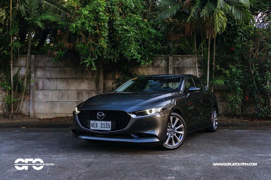 2020 Mazda 3 Sedan 2.0 Premium Exterior