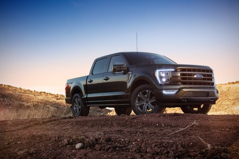2021 Ford F-150 XLT Exterior