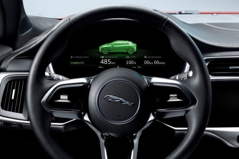 2020 Jaguar I-Pace First Edition Interior