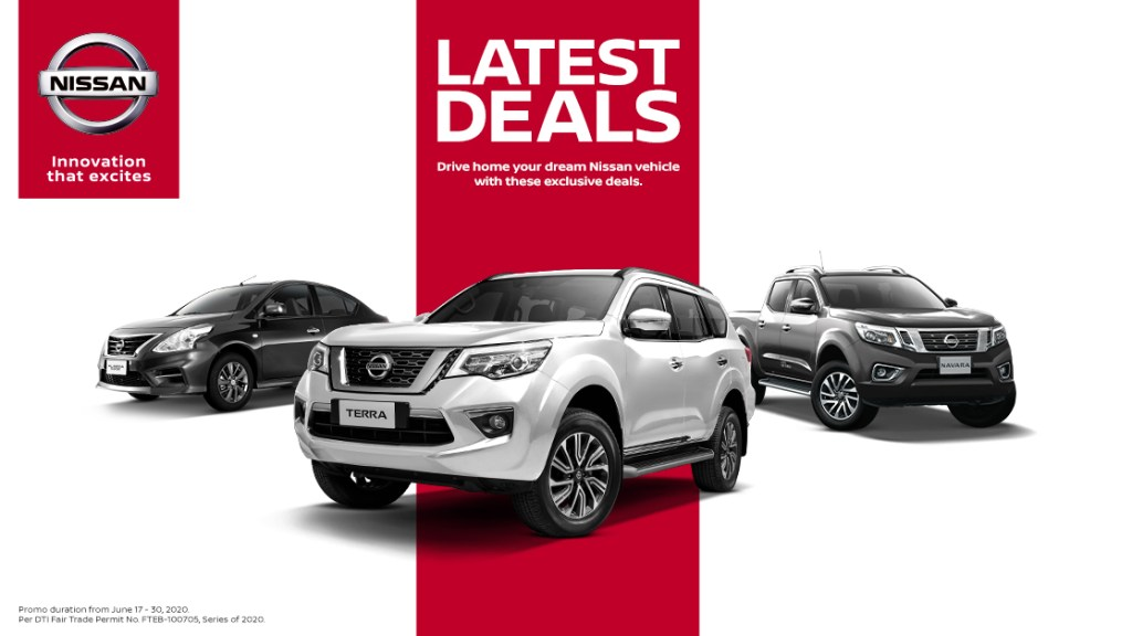 Nissan PH Is Offering Huge Discounts Of Up To P210K This June