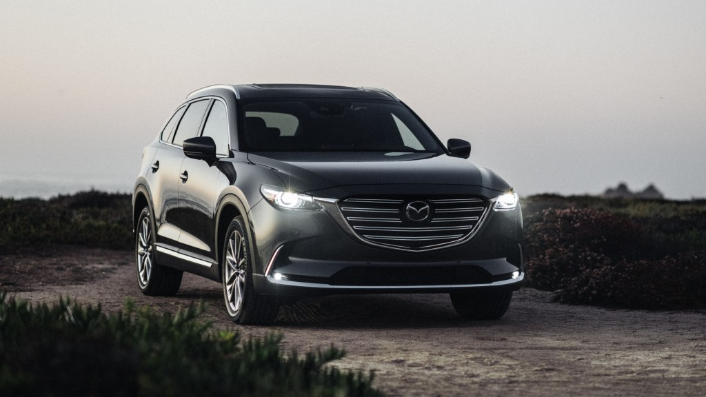 Get The Flagship Mazda CX-9 AWD Signature For Under P30K A Month