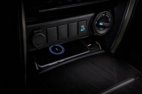 2021 Toyota Fortuner Legender Interior