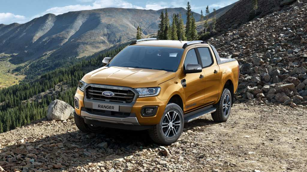 Get The Ford Ranger For Just P10K A Month This June