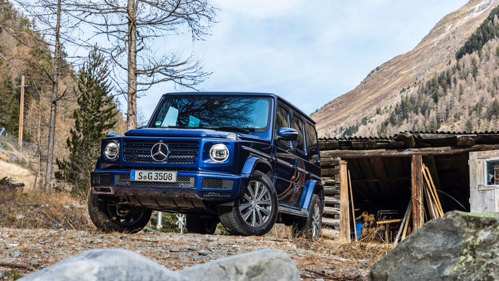 2020 Mercedes-Benz G350d Goes On Sale In PH For P10.890M