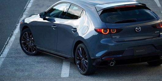 2021 Mazda 3 Turbo Hatchback