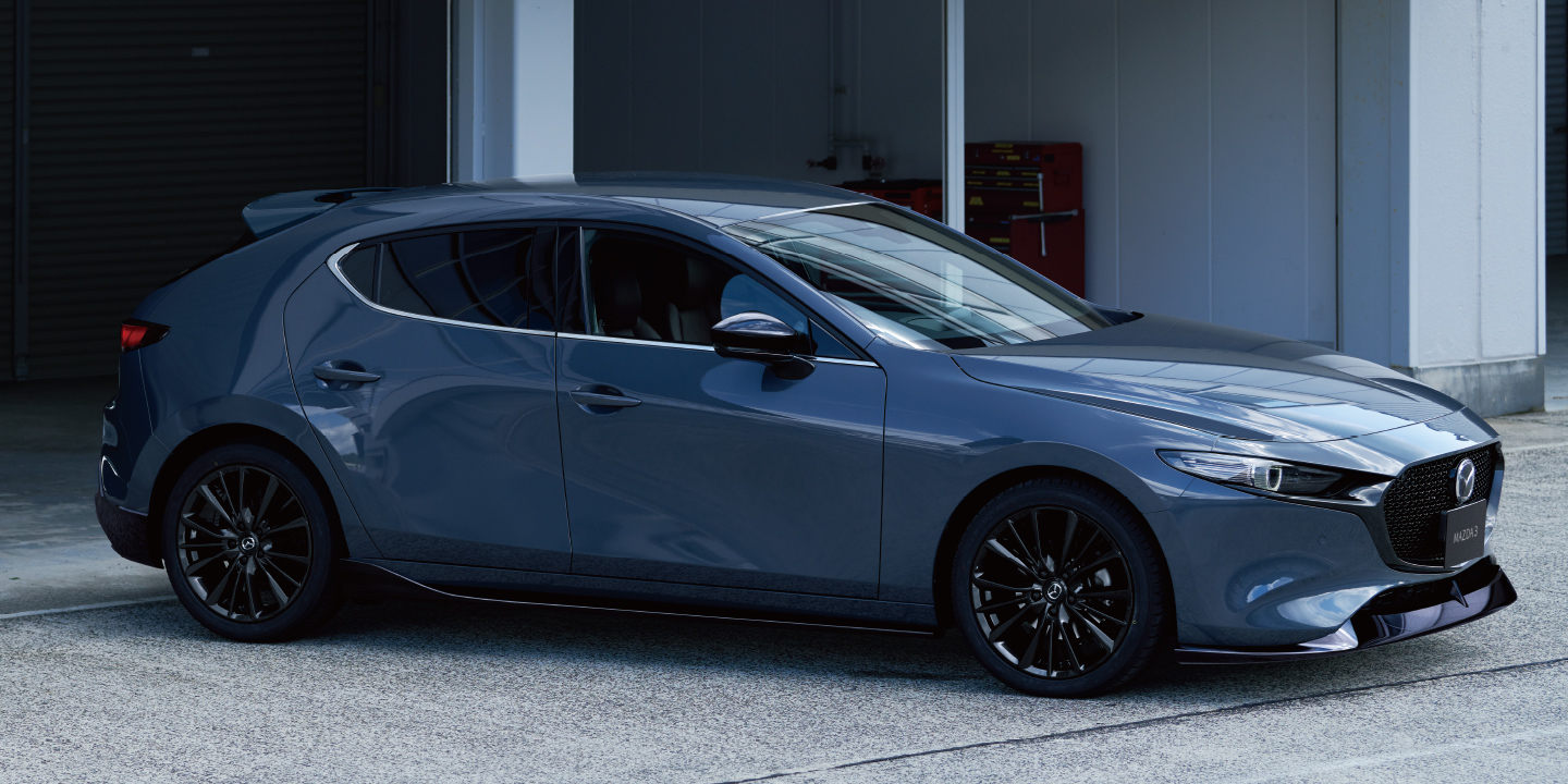 2021 Mazda 3 Turbo Unveiled With 250 HP, Autonomous ...