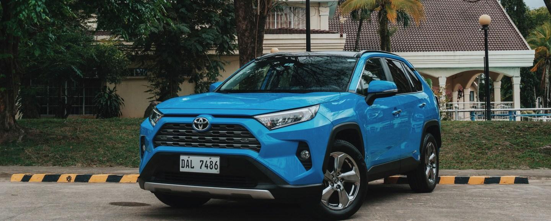 2020 Toyota RAV4 2.5 LTD Review