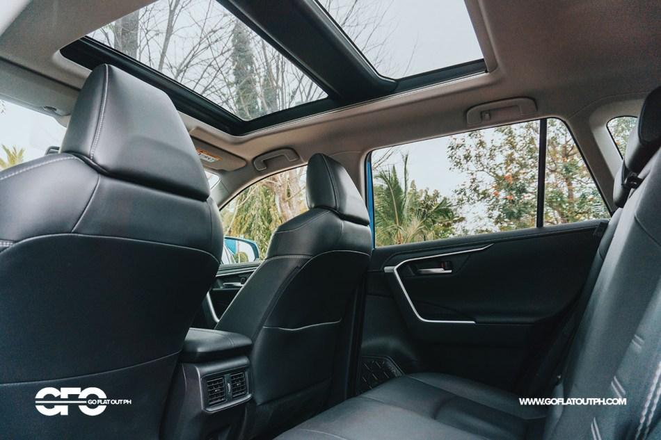 2020 Toyota RAV4 2.5 LTD Panoramic Sunroof